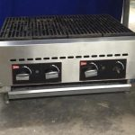Tall GAS Char-Broil Grill