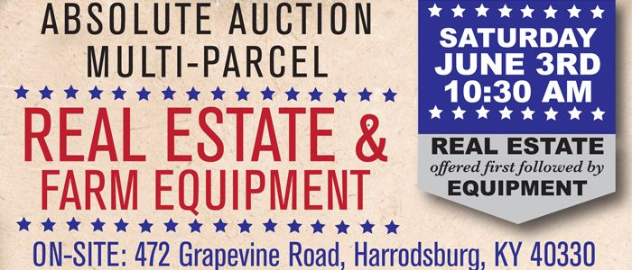 Absolute Auction 472 Grapevine Rd Noel Auctioneers