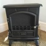 duraflame electric fireplace-min
