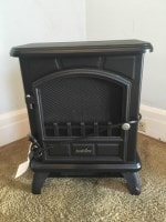 duraflame electric fireplace-min