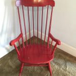 red rocking chair-min